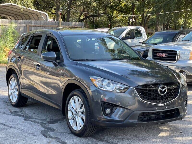 2014 Mazda CX-5 for sale at AWESOME CARS LLC in Austin TX
