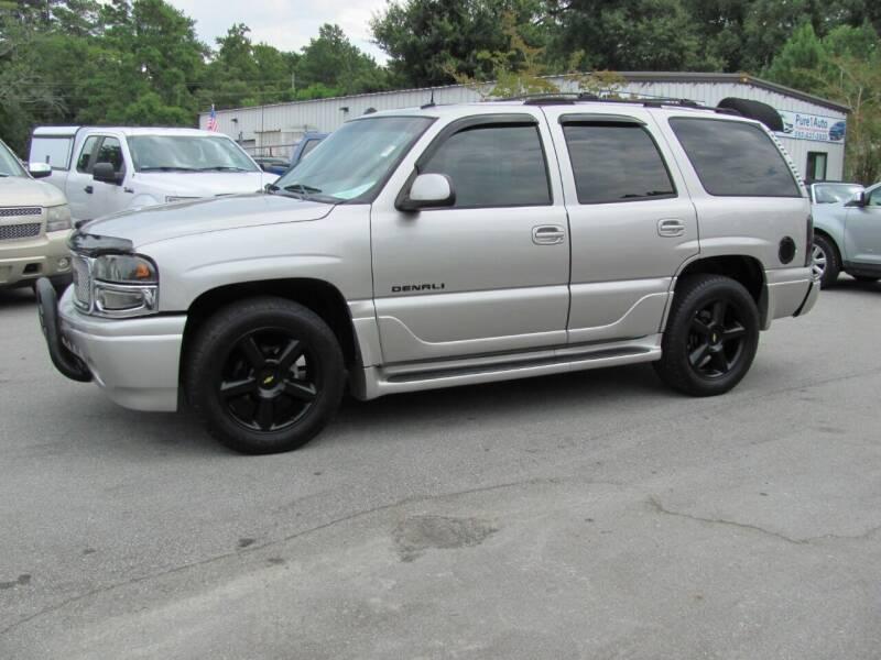 2004 GMC Yukon for sale at Pure 1 Auto in New Bern NC