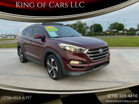 2016 Hyundai Tucson for sale at King of Cars LLC in Bowling Green KY