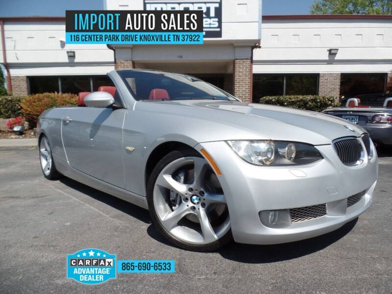 2009 BMW 3 Series for sale at IMPORT AUTO SALES in Knoxville TN