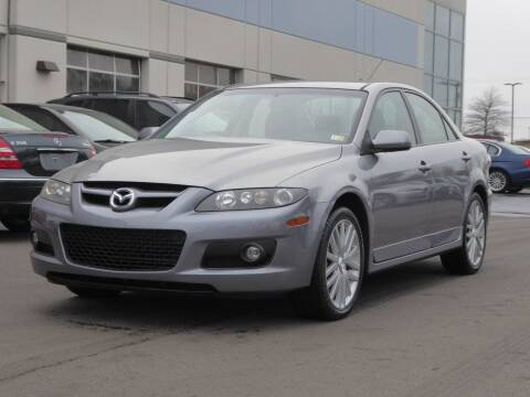 2007 Mazda MAZDASPEED6 for sale at Loudoun Motor Cars in Chantilly VA