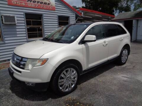 2008 Ford Edge for sale at Z Motors in North Lauderdale FL