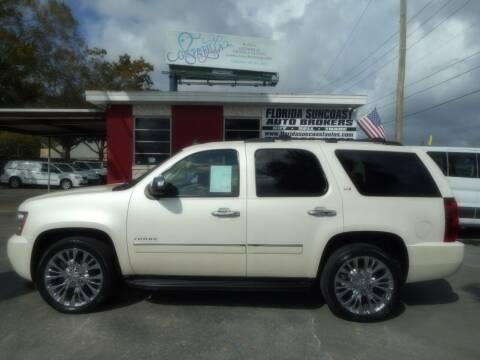2011 Chevrolet Tahoe for sale at Florida Suncoast Auto Brokers in Palm Harbor FL