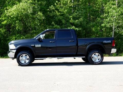 2017 RAM Ram Pickup 2500 for sale at Auto Mart in Derry NH