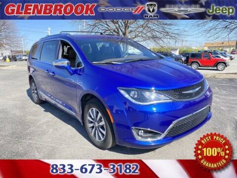 2020 Chrysler Pacifica Hybrid for sale at Glenbrook Dodge Chrysler Jeep Ram and Fiat in Fort Wayne IN