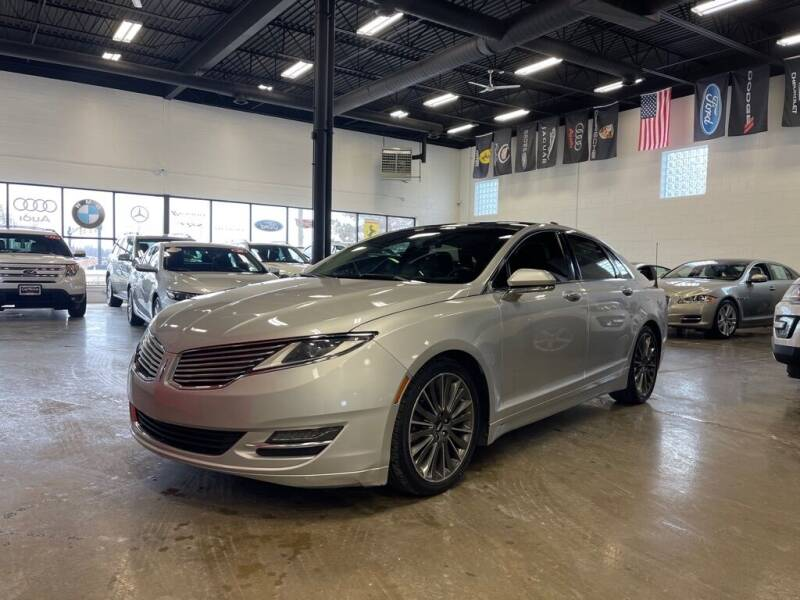 2014 Lincoln MKZ for sale at CarNova in Sterling Heights MI