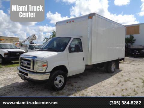 2011 Ford E-350 for sale at Miami Truck Center in Hialeah FL