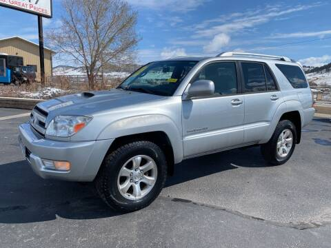 2005 Toyota 4Runner for sale at Big Deal Auto Sales in Rapid City SD