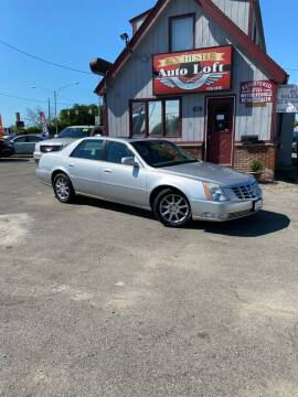 2011 Cadillac DTS for sale at Atlantic Auto Brokers in Rochester NY