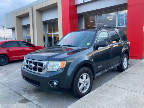 2008 Ford Escape for sale at Thumbs Up Motors in Warner Robins GA
