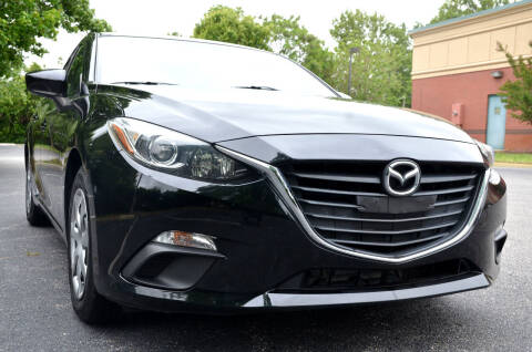 2014 Mazda MAZDA3 for sale at Wheel Deal Auto Sales LLC in Norfolk VA