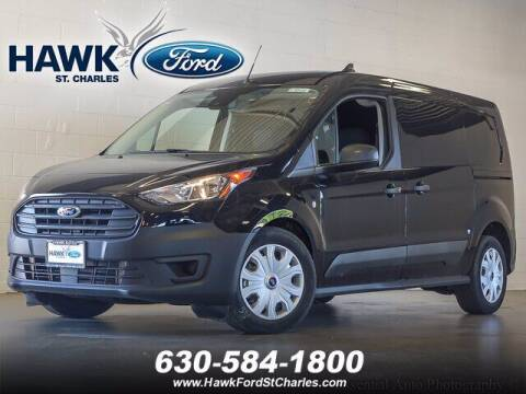 2020 Ford Transit Connect Cargo for sale at Hawk Ford of St. Charles in St Charles IL