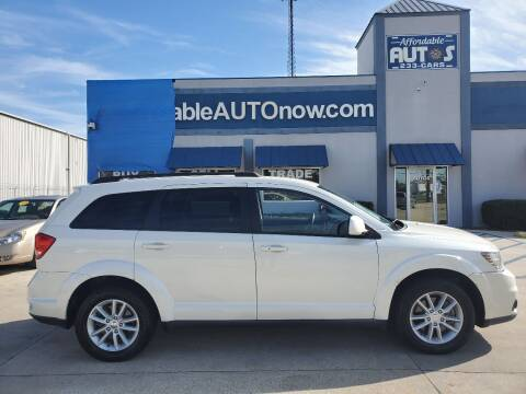 2013 Dodge Journey for sale at Affordable Autos in Houma LA
