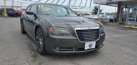 2013 Chrysler 300 for sale at I-80 Auto Sales in Hazel Crest IL