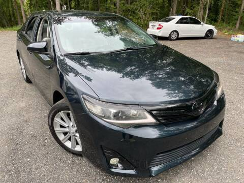 2014 Toyota Camry Hybrid for sale at High Rated Auto Company in Abingdon MD
