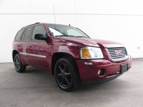 2007 GMC Envoy for sale at QUALITY MOTORCARS in Richmond TX