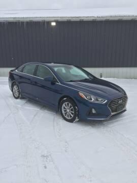 2018 Hyundai Sonata for sale at RS Motors in Falconer NY