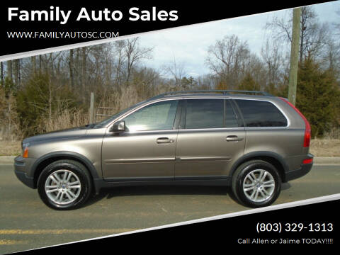 2009 Volvo XC90 for sale at Family Auto Sales in Rock Hill SC