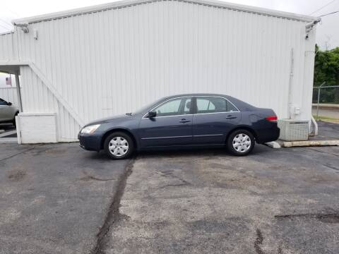 2003 Honda Accord for sale at Credit Connection Auto Sales in Midwest City OK