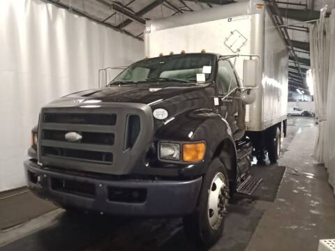 2008 Ford F-750 Super Duty for sale at Northwest Van Sales in Portland OR