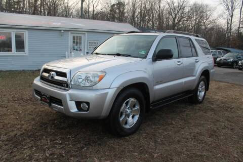 2008 Toyota 4Runner for sale at Manny's Auto Sales in Winslow NJ