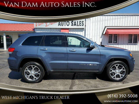 2019 Jeep Grand Cherokee for sale at Van Dam Auto Sales Inc. in Holland MI
