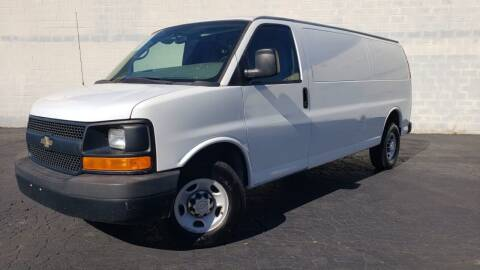 2011 Chevrolet Express Cargo for sale at AUTO FIESTA in Norcross GA