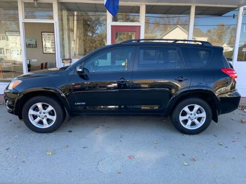 2010 Toyota RAV4 for sale at O'Connell Motors in Framingham MA