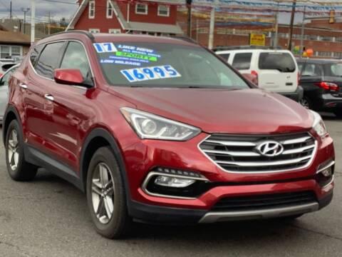 2017 Hyundai Santa Fe Sport for sale at Active Auto Sales in Hatboro PA