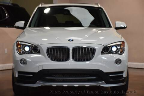 2015 BMW X1 for sale at Tampa Bay AutoNetwork in Tampa FL