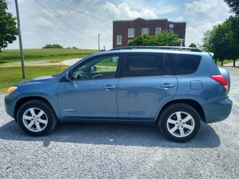 2008 Toyota RAV4 for sale at Dealz on Wheelz in Ewing KY