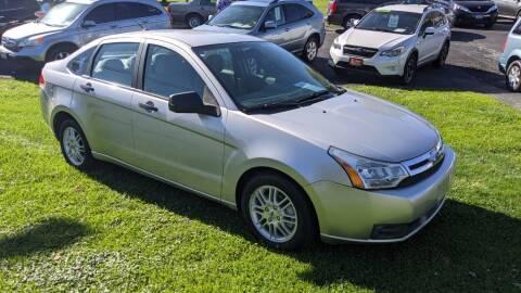 2009 Ford Focus for sale at Kidron Kars INC in Orrville OH