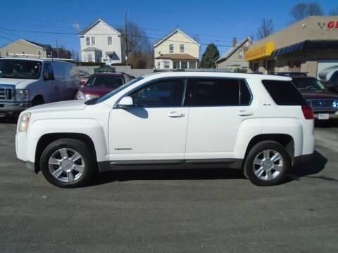 2012 GMC Terrain for sale at Gemini Auto Sales in Providence RI
