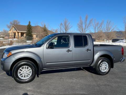 2019 Nissan Frontier for sale at Salida Auto Sales in Salida CO