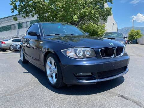 2009 BMW 1 Series for sale at All-Star Auto Brokers in Layton UT