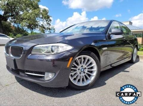 2011 BMW 5 Series for sale at Carma Auto Group in Duluth GA