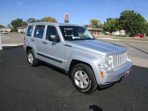 2011 Jeep Liberty for sale at Padgett Auto Sales in Aberdeen SD