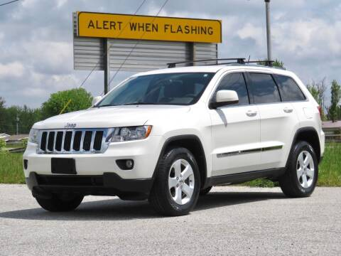 2011 Jeep Grand Cherokee for sale at Tonys Pre Owned Auto Sales in Kokomo IN