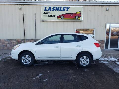 2013 Nissan Rogue for sale at Lashley Auto Sales in Mitchell NE