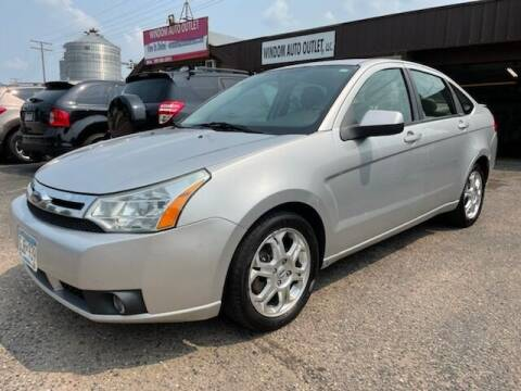 2009 Ford Focus for sale at WINDOM AUTO OUTLET LLC in Windom MN