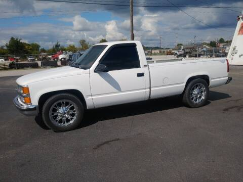 1995 Chevrolet C/K 2500 Series for sale at Big Boys Auto Sales in Russellville KY