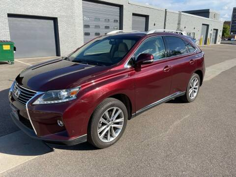 2015 Lexus RX 450h for sale at The Car Buying Center in Saint Louis Park MN