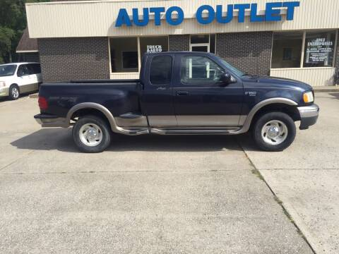 2001 Ford F-150 for sale at Truck and Auto Outlet in Excelsior Springs MO