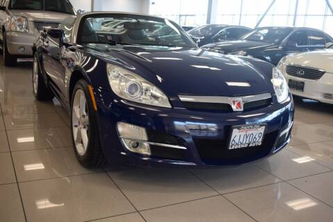 2009 Saturn SKY for sale at Legend Auto in Sacramento CA