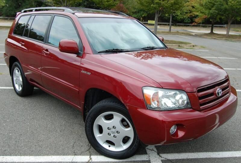 2005 Toyota Highlander for sale at Bimmer Sales LTD in Great Falls VA