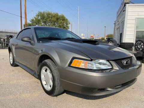 2001 Ford Mustang for sale at Eastside Auto Sales in El Paso TX