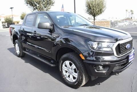 2019 Ford Ranger for sale at DIAMOND VALLEY HONDA in Hemet CA