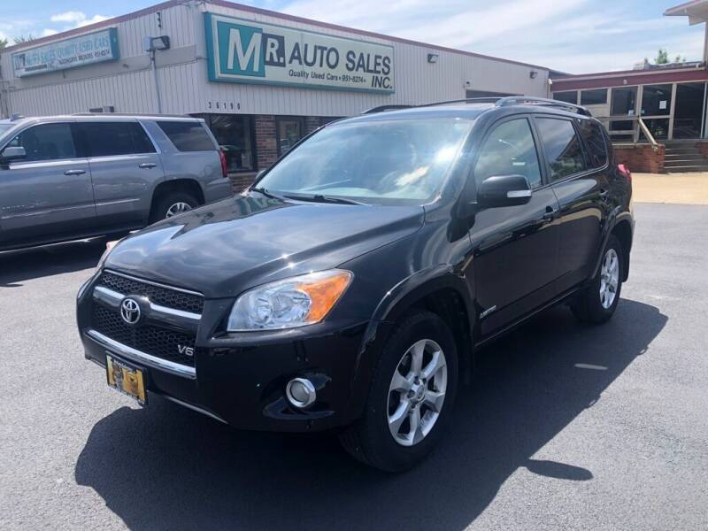 2010 Toyota RAV4 for sale at MR Auto Sales Inc. in Eastlake OH