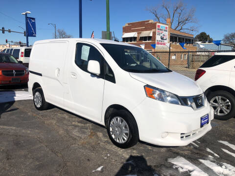 2013 Nissan NV200 for sale at Jack E. Stewart's Northwest Auto Sales, Inc. in Chicago IL