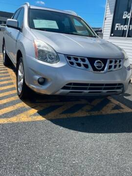 2012 Nissan Rogue for sale at Auto America - Monroe in Monroe NC